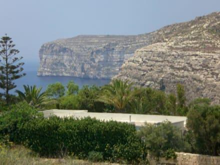Blick über Gozo - Jeep Safari Mgarr