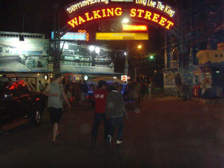 Walking Street - Nightlife in Pattaya