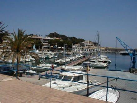 Cala Ratjada - Mallorca - Spanien - Yachthafen Cala Ratjada