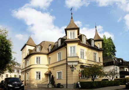 Außenansicht - Hotel Laimer Hof Schloß Nymphenburg