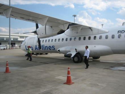 Lao Air - Flughafen Luang Prabang (LPQ)