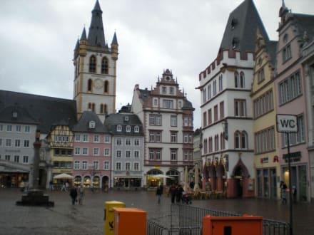 Marktplatz - Altstadt Trier