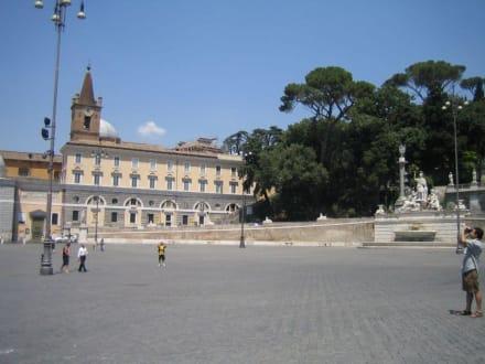 Piazza del Popolo - Piazza del Popolo