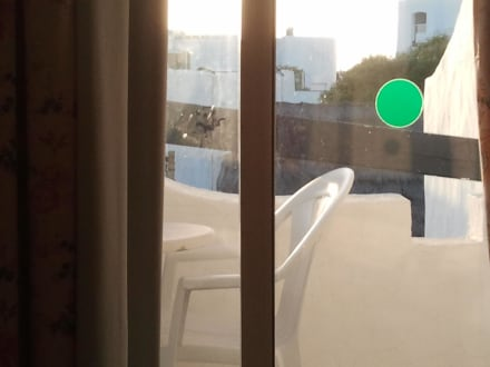 Fenster - Hotel Fiesta Beach Djerba