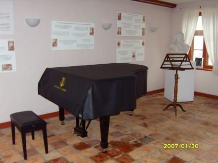 """""""Konzertsaal im Wohnzimmer"""" - Brahms-Haus"""