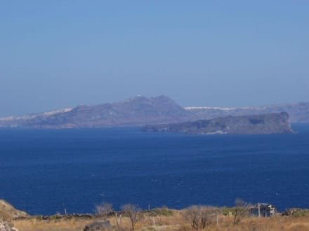 Blick in die Kaldera - Caldera