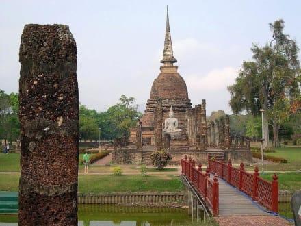 Nette Aussichten - Sukhothai Historical Park