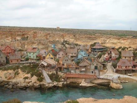 Außenansicht - Popeye Village