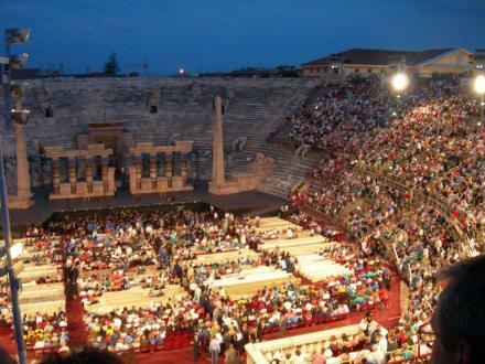 Arena di Verona - Amphitheater Opera di Verona