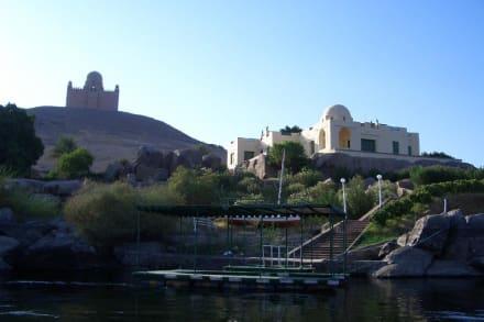 Mausoleum des Aga Khan - Mausoleum des Aga Khan