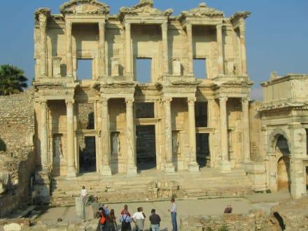 Bibliothek - Antikes Ephesus