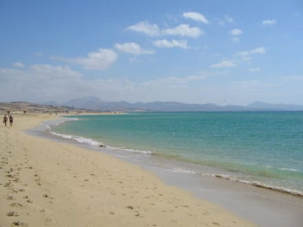 Strand (Costa Calma) - Strand Costa Calma