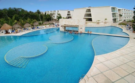 Swimming pool -