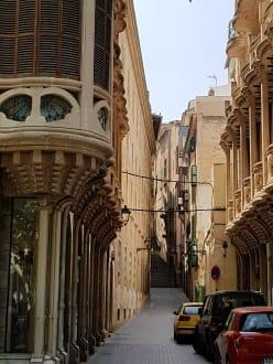 In Palma - Altstadt Palma de Mallorca