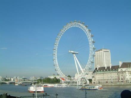 The Eye of London - London Eye