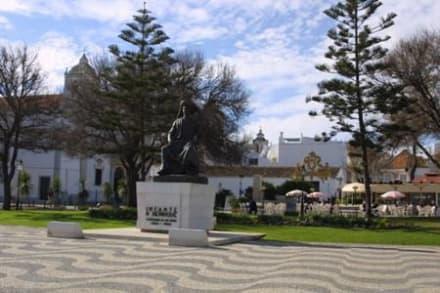 Praca do Infante - Denkmal Heinrich der Seefahrer