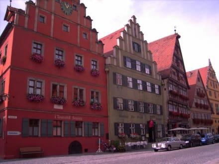Altstadt von Dinkelsbühl - Altstadt Dinkelsbühl