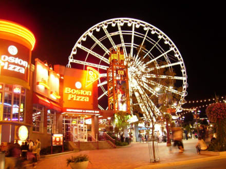 SkyWheel Riesenrad, Niagara - Niagara SkyWheel - Niagara Falls Ferris Wheel