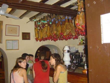 Serrano Schinken - Bar Costa