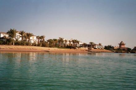 Lagunenfahrt - Lagunenfahrt durch El Gouna