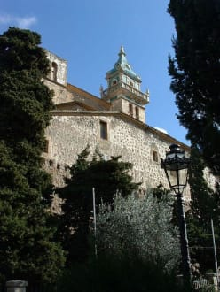 Kirche - Kartause von Valldemossa