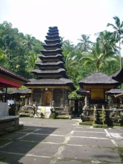 Pura Kehen - Tempelanlage Pura Kehen Bangli
