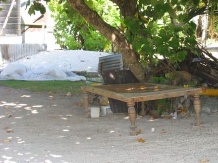 Ruhemöbel - Radfahren Addu Atoll
