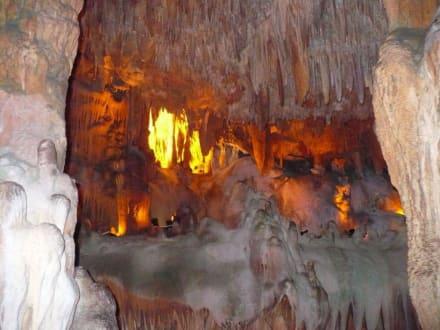 Höhle/Grotte - Damlatas/Kleopatrahöhle