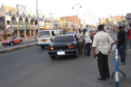 Kontolle in Hurghada - Einkaufen & Shopping