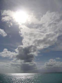 Auf dem Meer - Isla Saona