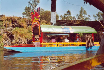 Xochimilko - Xochimilco