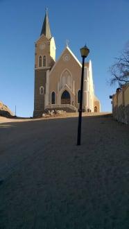 Die Felsenkirche - Felsenkirche