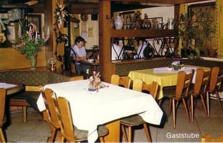 Gaststube - Gasthaus Zum Löwen