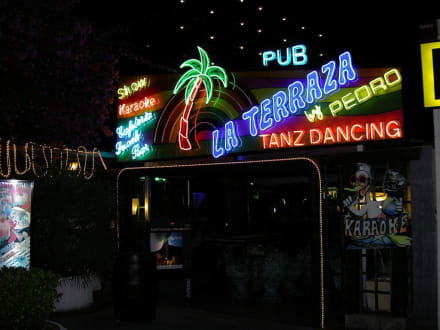 La Terraza - Tanz-Cafe by PEDRO - La Terraza - Tanz-Cafe by Pedro