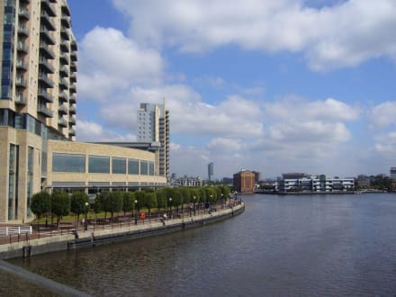 Salford Quays - Salford Quays Manchester