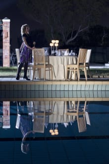 Pool by Night -