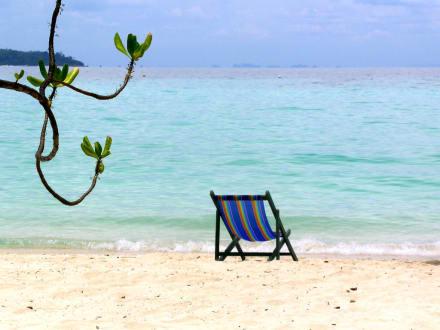 Loh Ba Goa Bay - Insel Phi Phi Don
