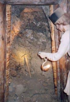 Tod im Stollen - Salzbergwerk Hallein
