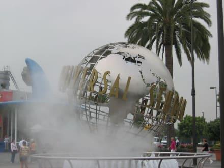 Eingang zu den Universal Studios - Universal Studios