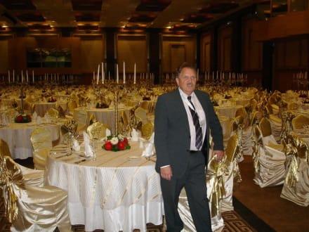 Günter Mauthe von HC im Festsaal - HolidayCheck Award Gala