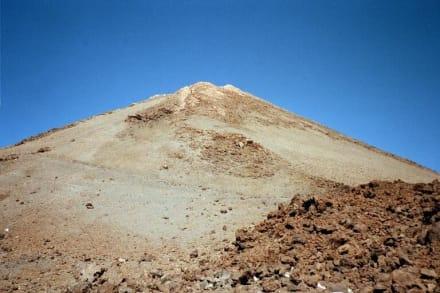 Parque Nacional de Teide - Pico de Teide 3718m - Teide Nationalpark