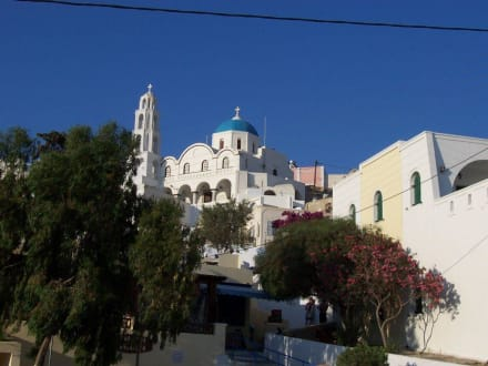 Kirche in Pyrgos - Altstadt Pyrgos