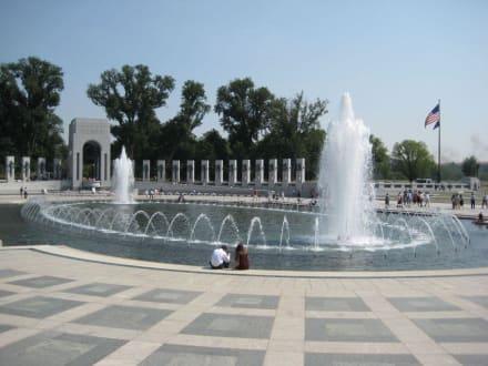 World War II Memorial - World War II Memorial