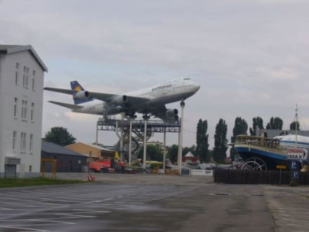 Boing 747 - Technik Museum Speyer