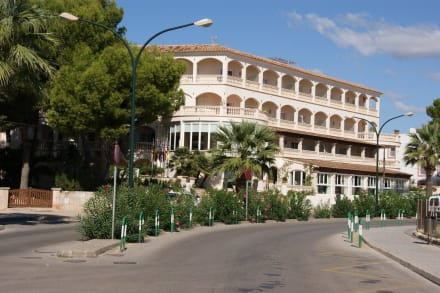Stra enansicht bild hotel el coto in colonia sant jordi - Hotel el coto mallorca ...
