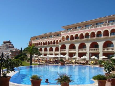Sehr gepflegt Anlage Hotel Port Adriano - Hotel Pure Salt Port Adriano