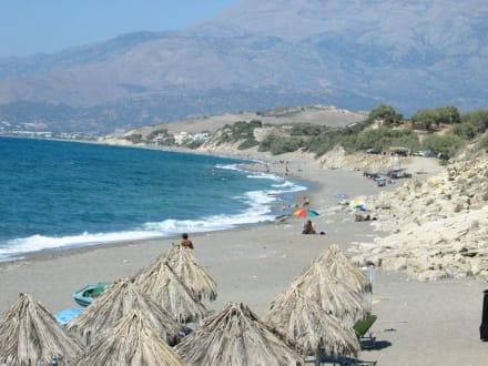 Komo-Beach - Kommos Strand