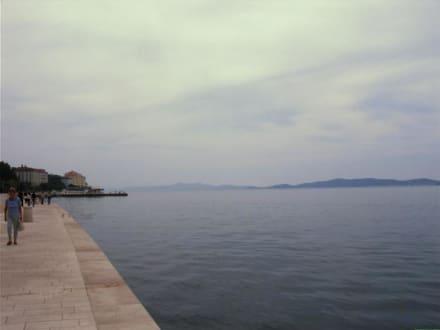 Wasserorgeln - Meeresorgel