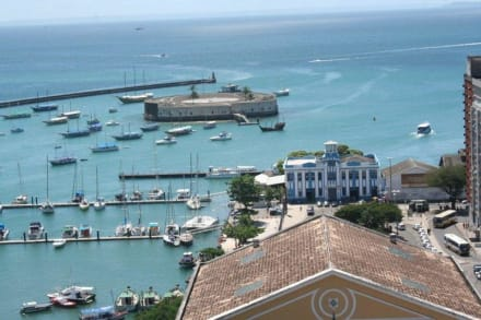Unterwegs - Hafen Salvador da Bahia