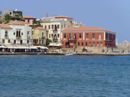 Hafen von Chania - Hafen Chania
